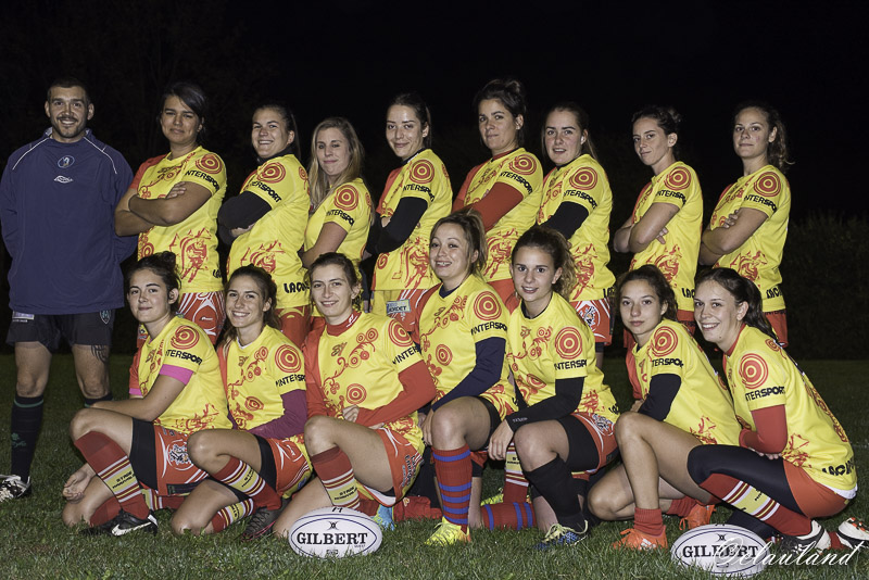 groupe  filles 17-18